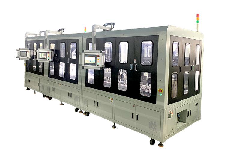 16A Plug Automatic Assembly Machine