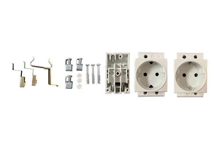 European Standard Socket Automatic Assembly Machine