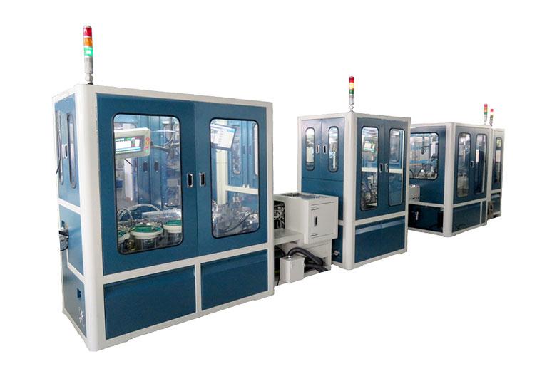 One Way Switch Automatic Assembly Machine