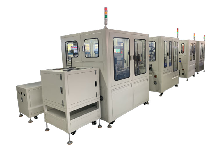 Qusar Switch Automatic Assembly Machine