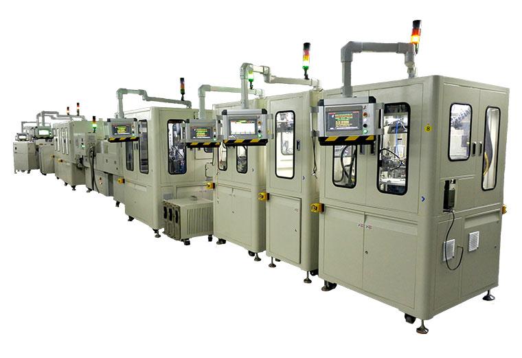 Six Hole Socket Automatic Assembly Machine