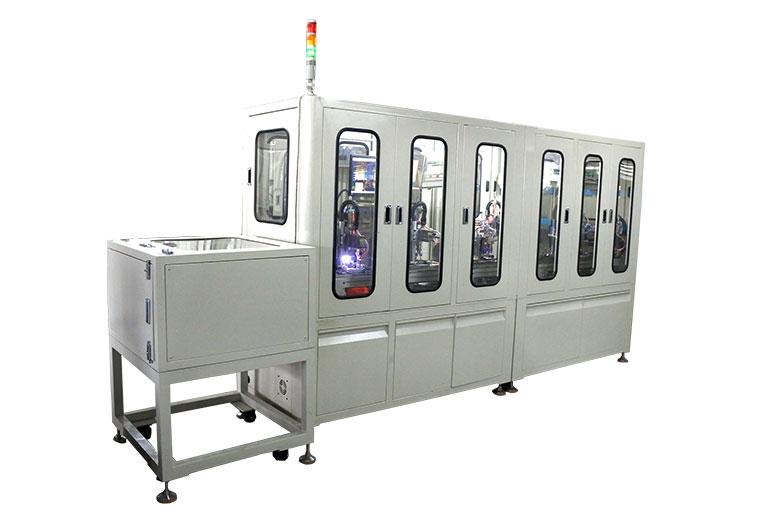 Socket Automatic Assembly Machine