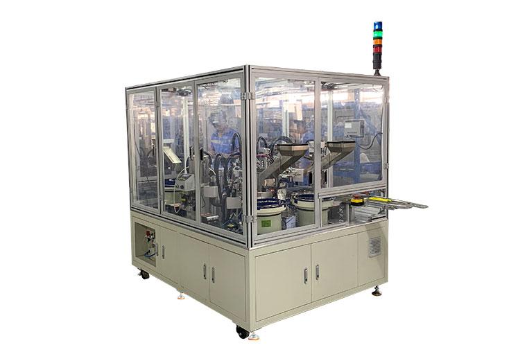 Switch Automatic Assembly Machine