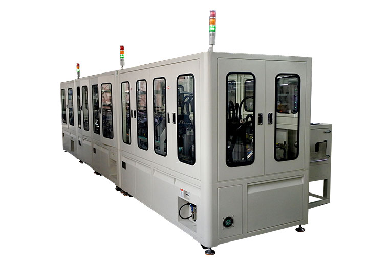 Motor Automatic Assembly Machine Line