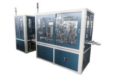 Motor Aluminum Housing Automatic Assembly Machine