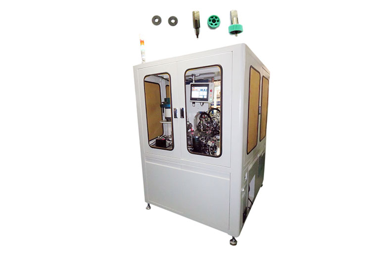 Motor Components Automatic Assembly Machine