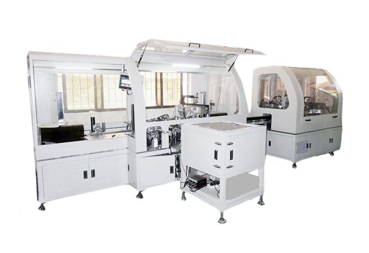 Automobile Start Motor Automatic Assembly Machine