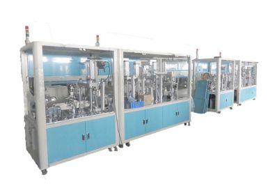 Automobile Parts Automatic Assembly Machine Line
