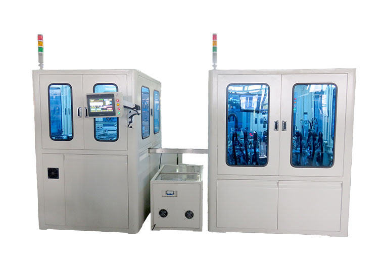 Micro Cooling Fan Automatic Assembly Machine Line