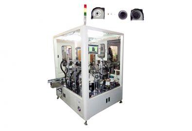 Fan Automatic Assembly Machine