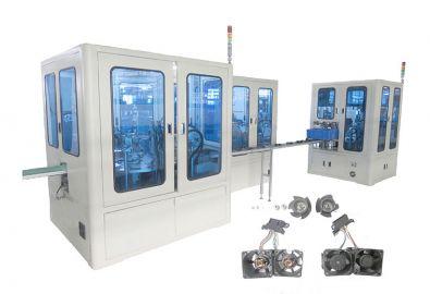 Cooling Fan Automatic Assembly Machine