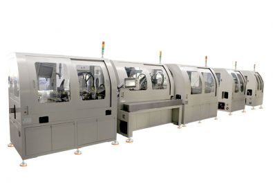 AC Connector Automatic Assembly Line