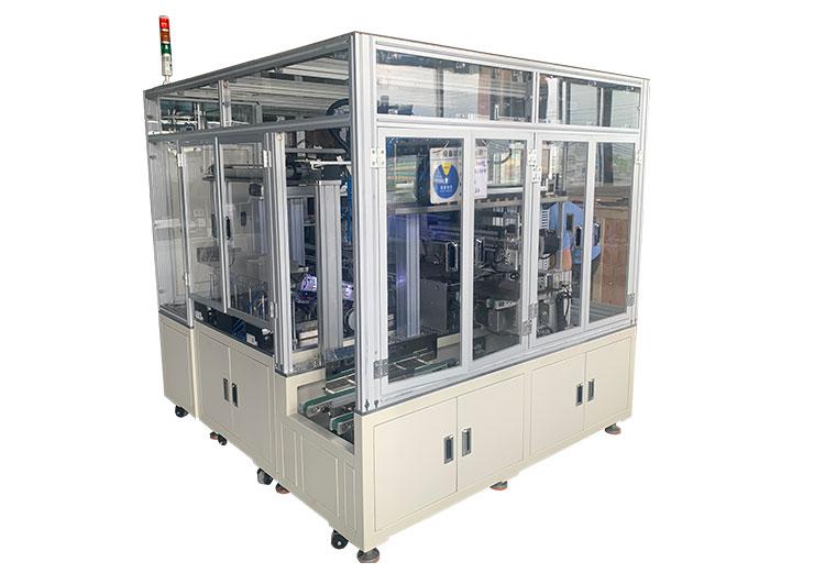 AC Connector Pad Printing Machine