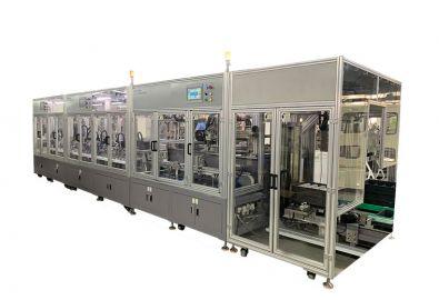 Nadder MCB Automatic Assembly Machine