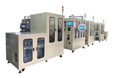 Panasonic MCB Automatic Assembly Machine