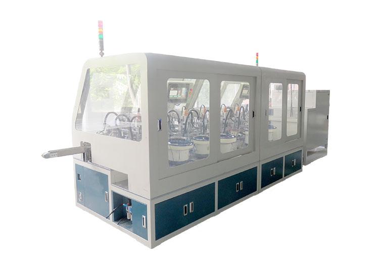 Latex Catheters Automatic Assembly Machine
